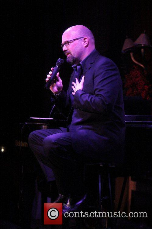 Scott Coulter  'The Broadway Hootenanny', a concert...