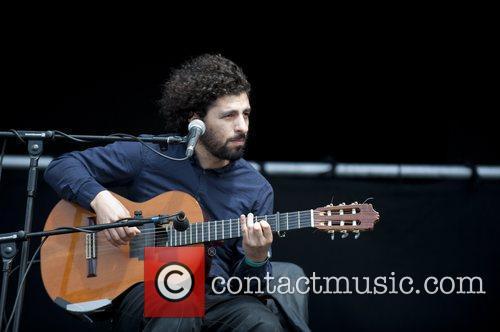 Jose Gonzalez Hop Farm Music Festival 2012 -...