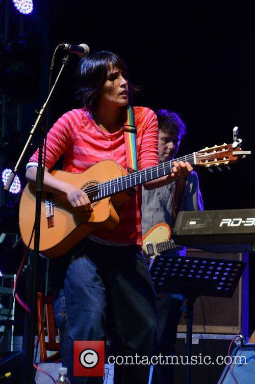 Tanita Tikaram  Hop Farm Music Festival 2012...