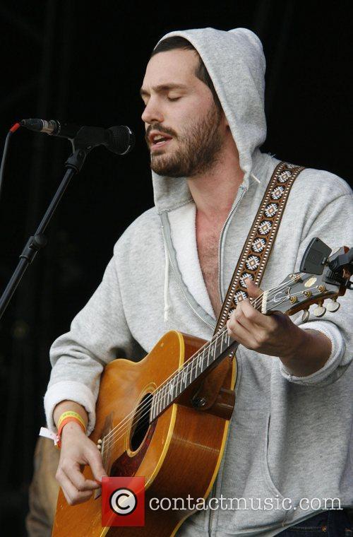 Robert Francis  performing live at the Hop...