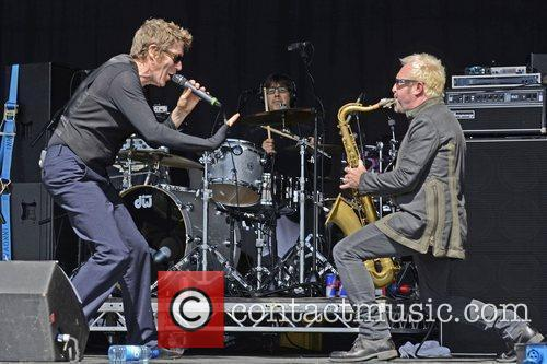 Psychedelic Furs, Richard Butler and Hop Farm 2