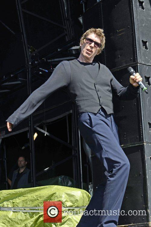 Psychedelic Furs, Richard Butler and Hop Farm 4