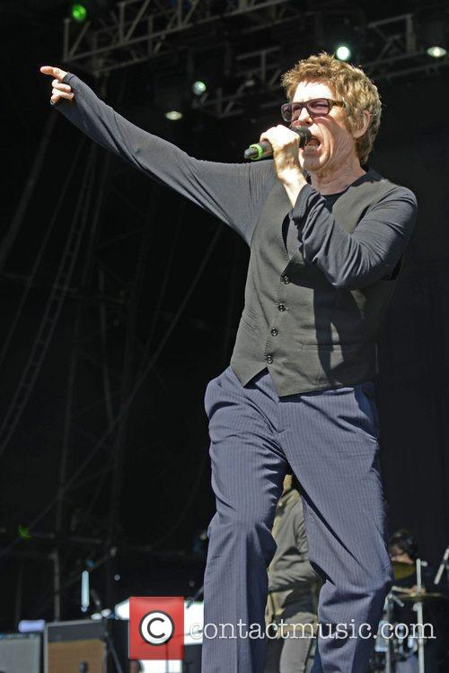 Psychedelic Furs, Richard Butler and Hop Farm 5