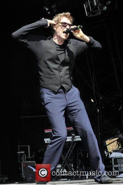 Psychedelic Furs, Richard Butler and Hop Farm 7