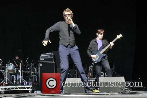 Psychedelic Furs, Richard Butler and Hop Farm 8