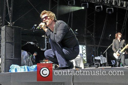 Psychedelic Furs, Richard Butler and Hop Farm 11