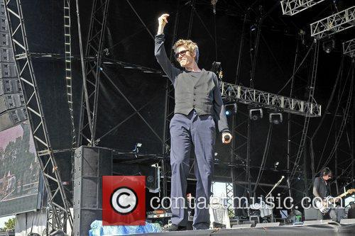 Psychedelic Furs, Richard Butler and Hop Farm 12