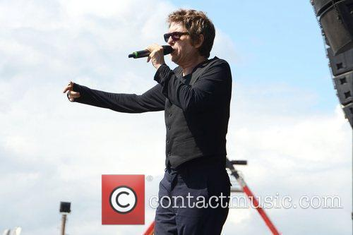 Psychedelic Furs, Richard Butler and Hop Farm 16