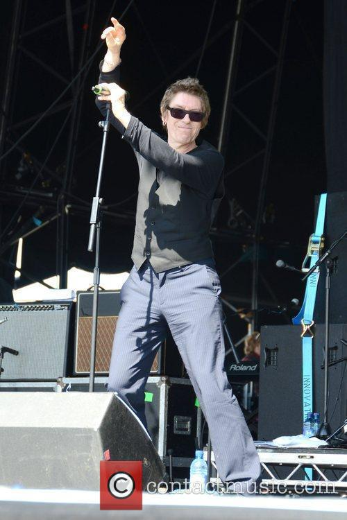 Psychedelic Furs, Richard Butler and Hop Farm 18