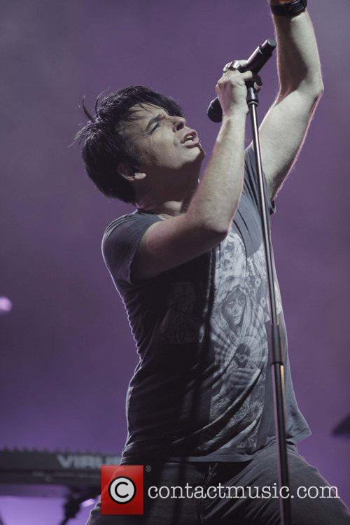 Gary Numan and Hop Farm 7