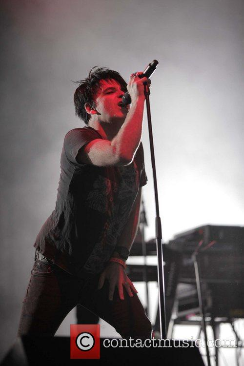Gary Numan and Hop Farm 8