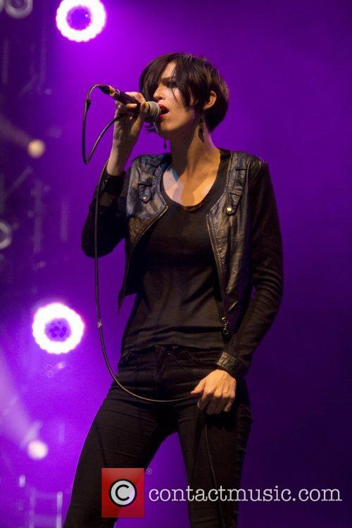 The Jezabels and Hop Farm 6
