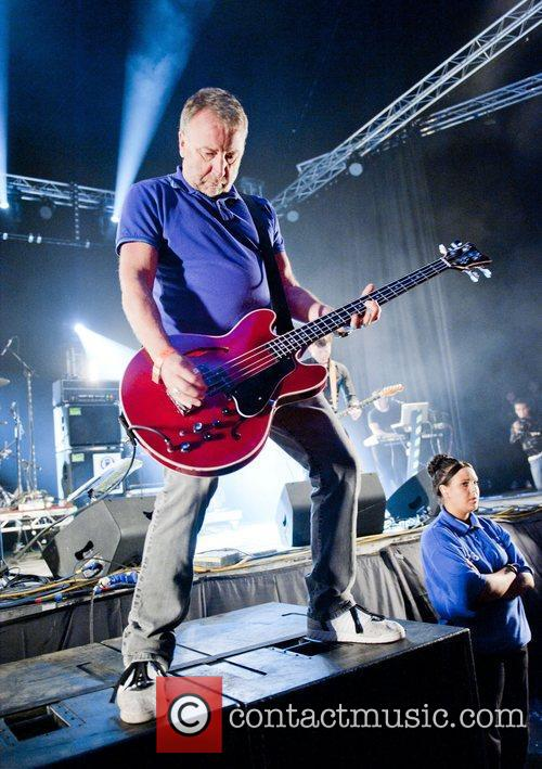 Peter Hook Plays Ode to Ian Curtis in Disused Macclesfield Church
