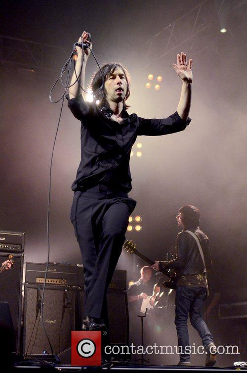 Bobby Gillespie and Primal Scream 11