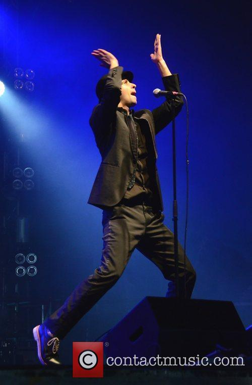 Maximo Park and Hop Farm 16