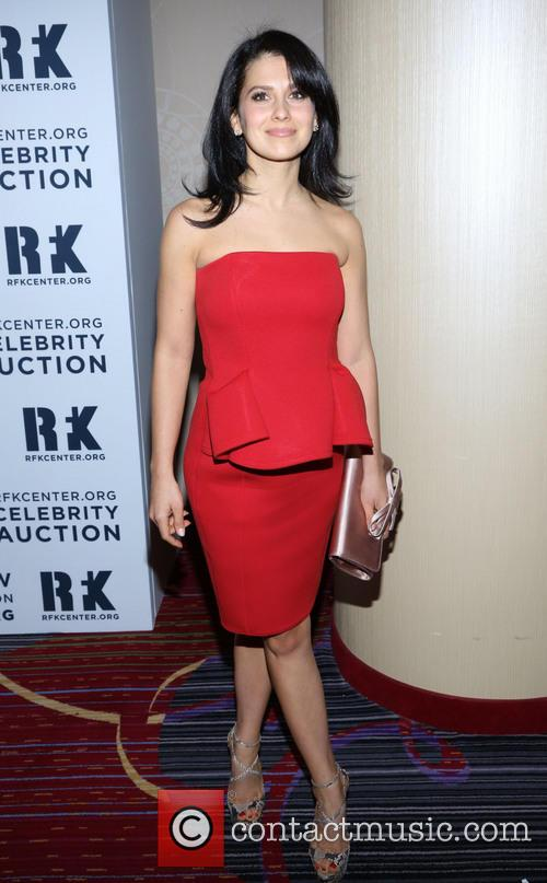 The Robert F. Kennedy, Center, Justice, Human Rights, Ripple, Hope Awards Dinner, Marriott Marquis and Arrivals 4