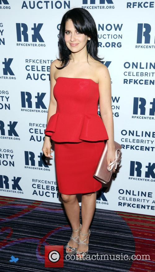The Robert F. Kennedy, Center, Justice, Human Rights, Ripple, Hope Awards Dinner, Marriott Marquis, Arrivals