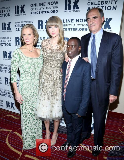 The Robert F. Kennedy, Center, Justice, Human Rights, Ripple, Hope Awards Dinner, Marriott Marquis and Arrivals 1