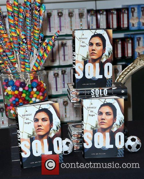 Solo, A Memoir and Hope 2