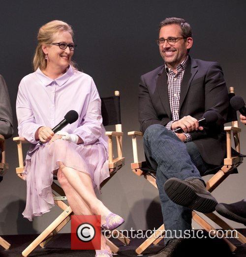 Meryl Streep and Steve Carell 2