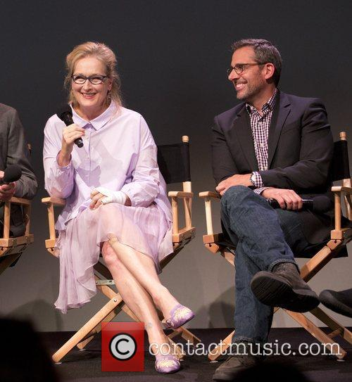 Meryl Streep and Steve Carell 3