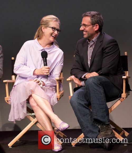 Meryl Streep and Steve Carell 4