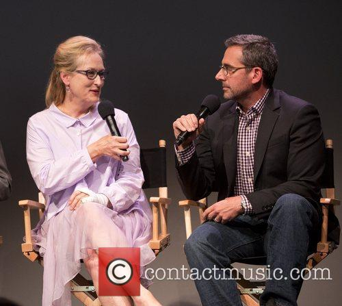 Meryl Streep and Steve Carell 5