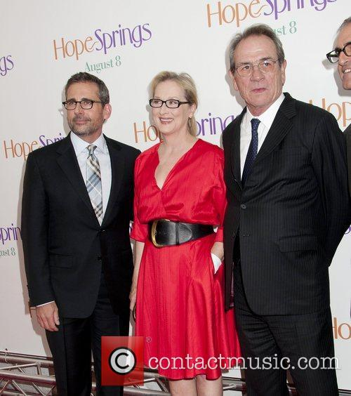 Steve Carell, Meryl Streep and Tommy Lee Jones 2