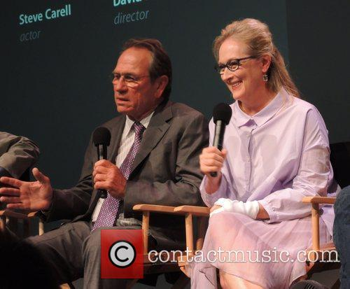 Tommy Lee Jones and Meryl Streep 9