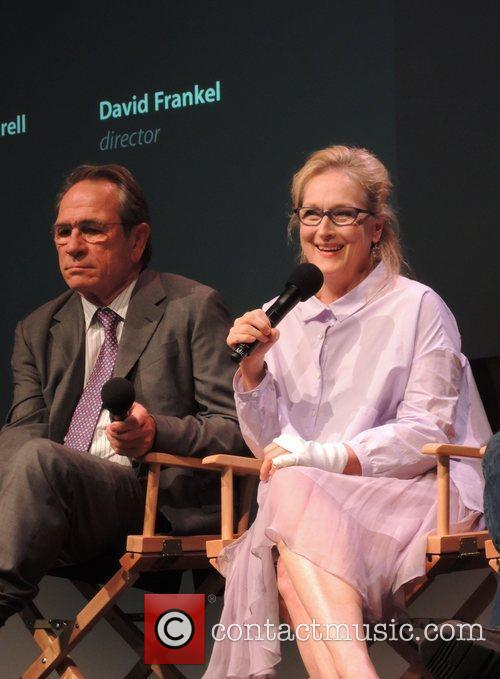 Tommy Lee Jones and Meryl Streep 10
