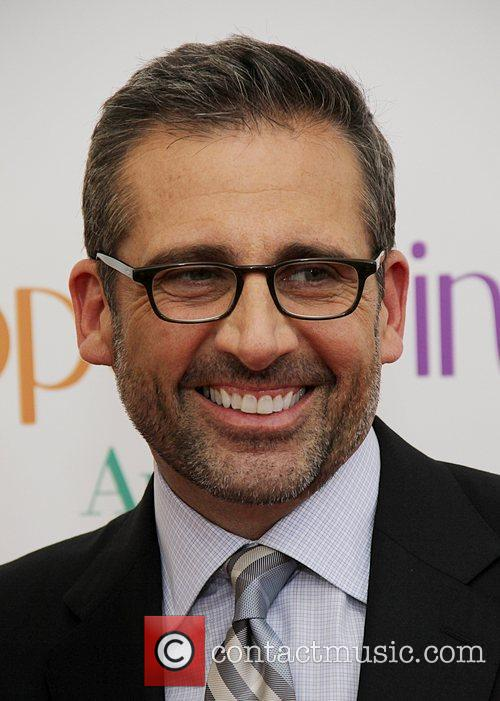 2013's set to be a good year for Steve Carell