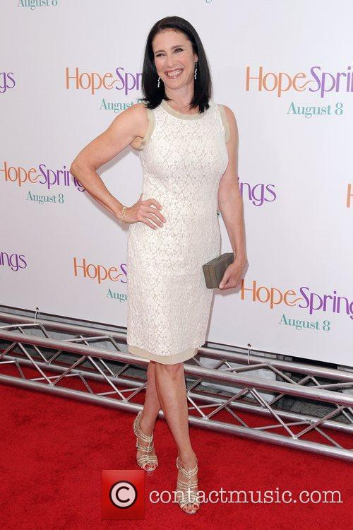 Mimi Rogers  New York Premiere of 'Hope...
