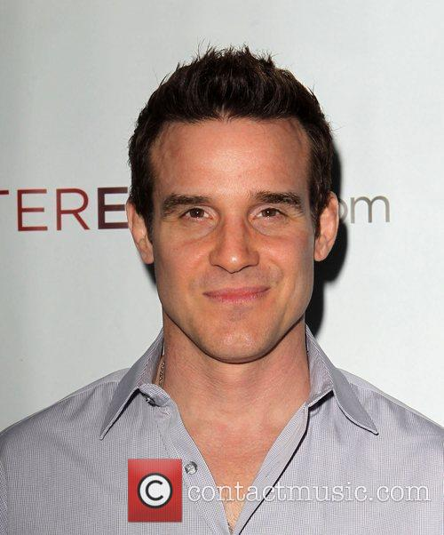 Eddie McClintock Logo's AfterEllen & AfterElton Inaugural Hot...