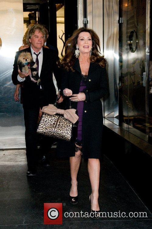 Lisa Vanderpump and Manhattan Hotel 2