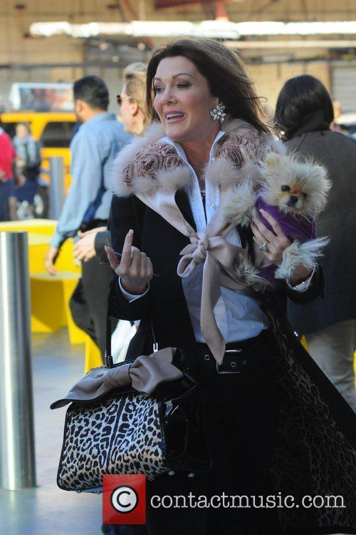 Lisa Vanderpump and Manhattan Hotel 3