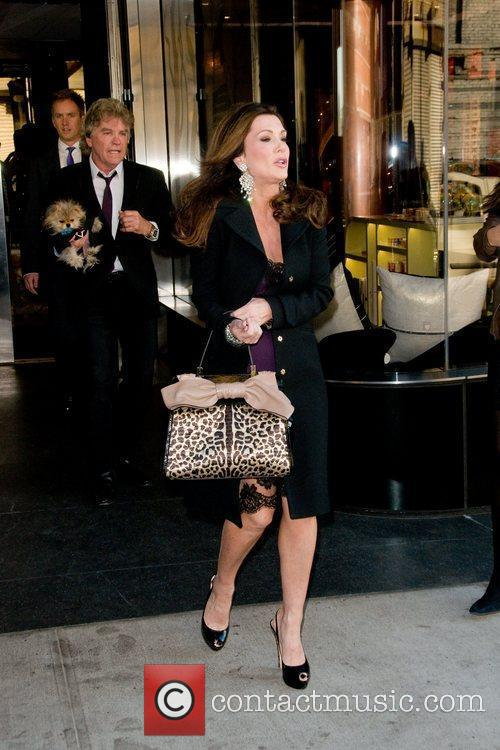 Lisa Vanderpump and Manhattan Hotel 4
