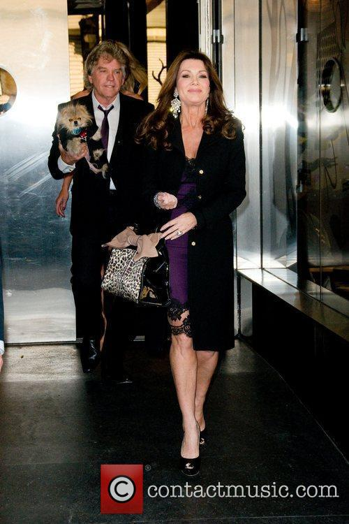 Lisa Vanderpump and Manhattan Hotel 5
