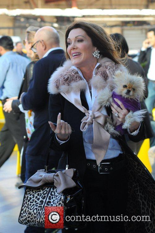 Lisa Vanderpump and Manhattan Hotel 1