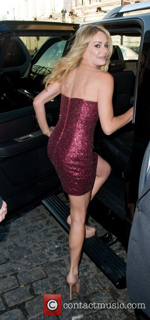 Taylor Armstrong and Manhattan Hotel 3