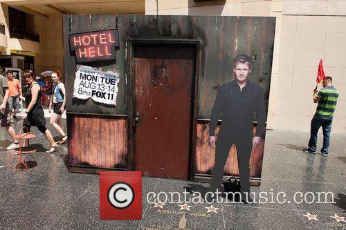 Gordon Ramsay and La Live 3