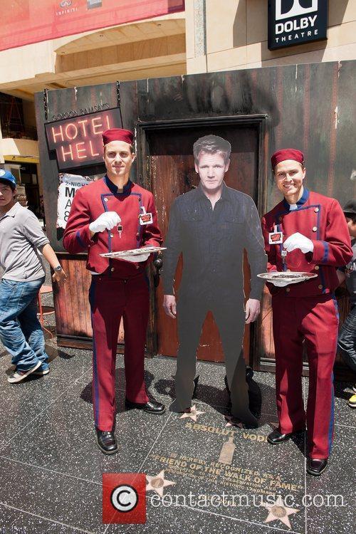 Gordon Ramsay and La Live 4