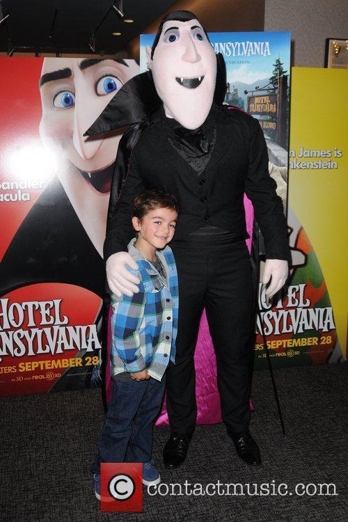 New York screening of 'Hotel Transylvania' - Arrivals