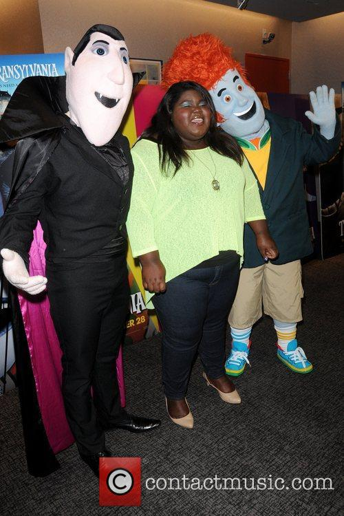 New York screening of 'Hotel Transylvania' - Arrivals