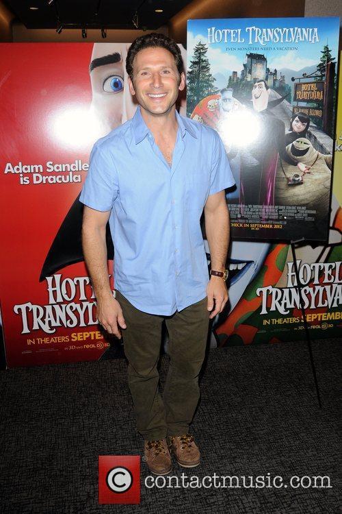 Mark Feuerstein New York screening of 'Hotel Transylvania'...