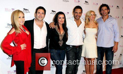 Kyle Richards and Camille Grammer 2