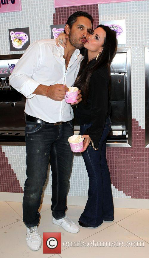 Kyle Richards, Mauricio Umansky The Real Housewives of...