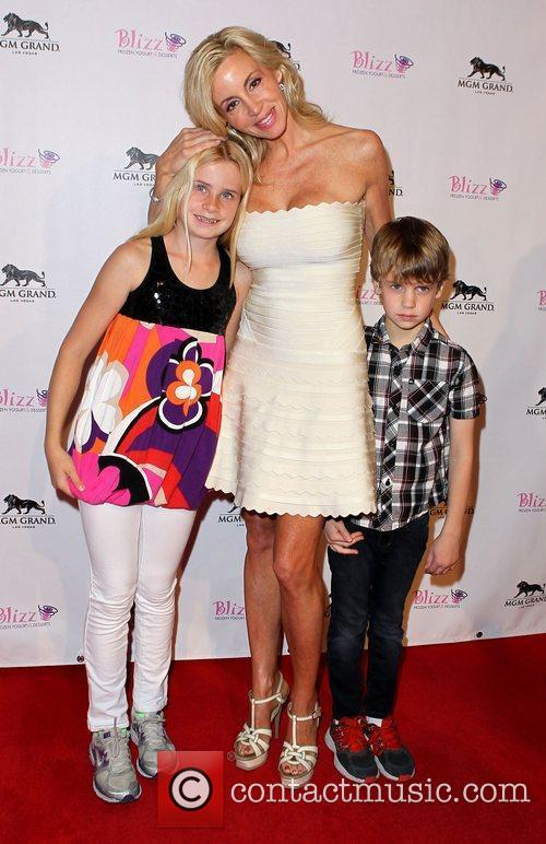 Mason, Camille Grammer, Jude The Real Housewives of...