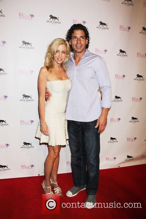 Camille Grammer, Dimitri Charalambopoulos The Real Housewives of...