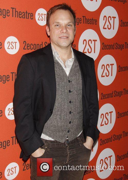 Norbert Leo Butz Opening night of 'How I...