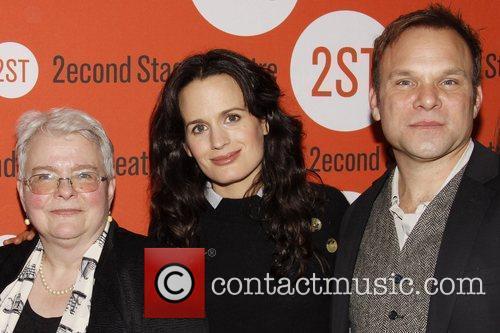 Paula Vogel, Elizabeth Reaser and Norbert Leo Butz...